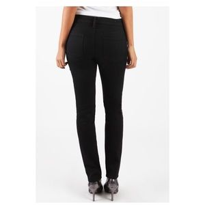Kut from the Kloth Jeans - Kut from the Kloth DIANA RELAXED FIT SKINNY BLACK